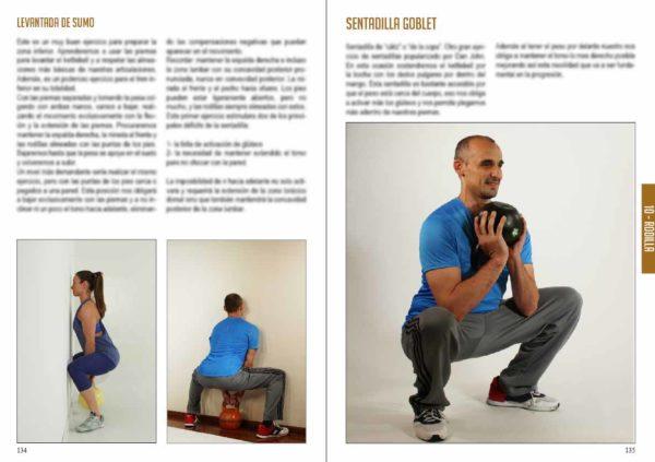 manual de pesas rusas