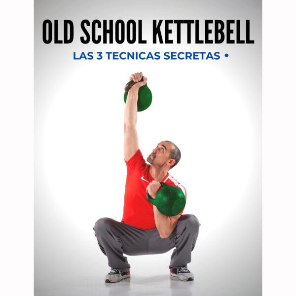 old school kettlebell