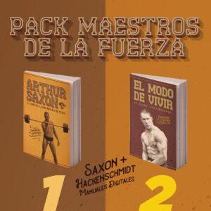 Pack Maestros de la Fuerza