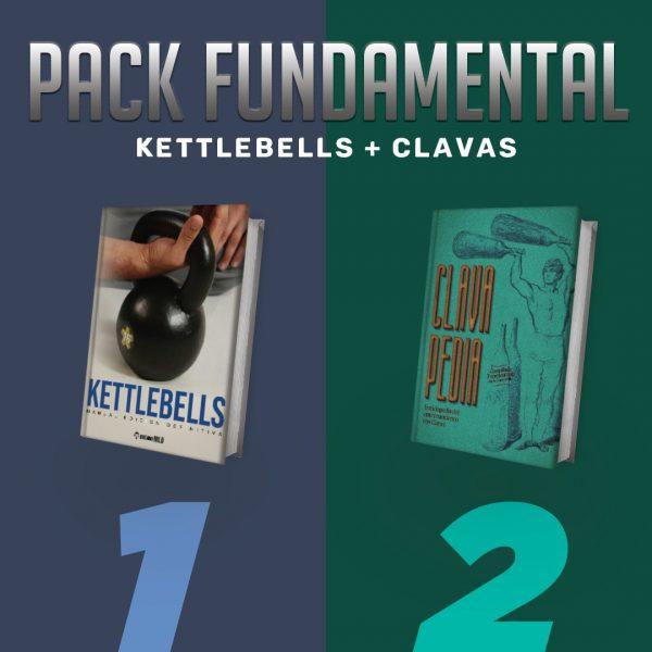 Kettlebells Clavas Pack Fundamental