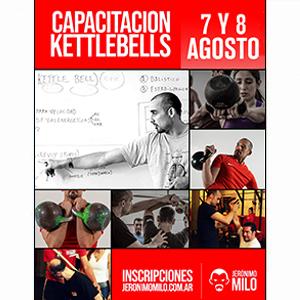 CAPACITACION DE KETTLEBELLS ONLINE